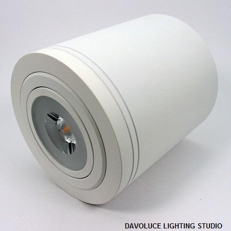 eltds333 sm w3k surface mounted led dimmable downlights. Black Bedroom Furniture Sets. Home Design Ideas