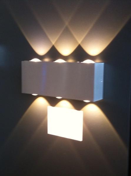 Buy Online Ue019 Al 6 X 1w Led Exterior Light At Wholesale