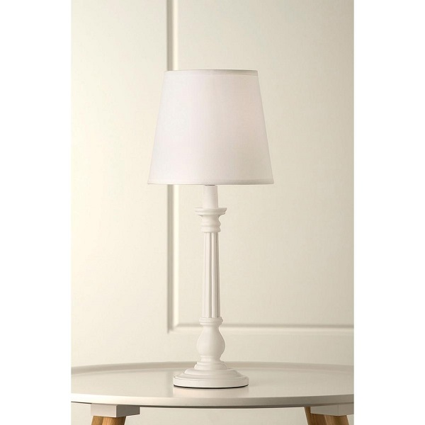 1046 bellini antique white table lamp mayfield lamps. Black Bedroom Furniture Sets. Home Design Ideas