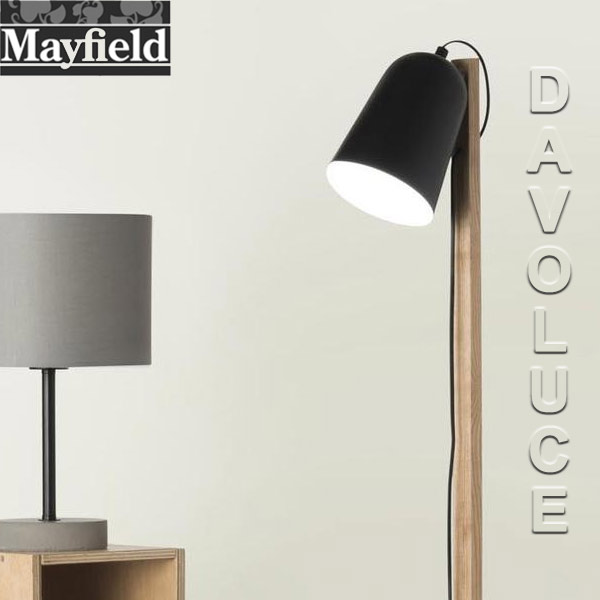 Mayfield Lamps 1202 Suitsy Ash Timber Floor Lamp   Davoluce Lighting.