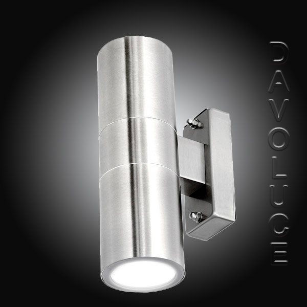 17529 16 Denver Ii Up Down Wall Light 304 Stainless Steel