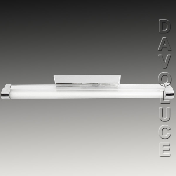 Brilliant Lighting BETTEII LED Vanity Light Davoluce - Bathroom vanity lights chrome finish