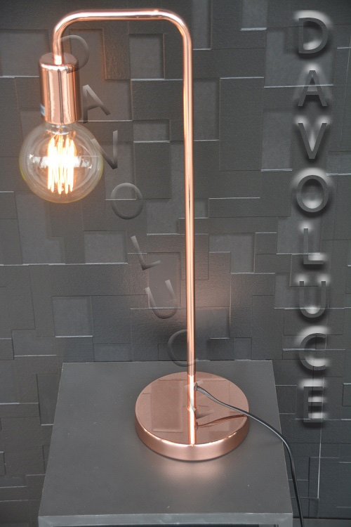 18969 18 Douglas Table Lamp From Blink Lighting Modern