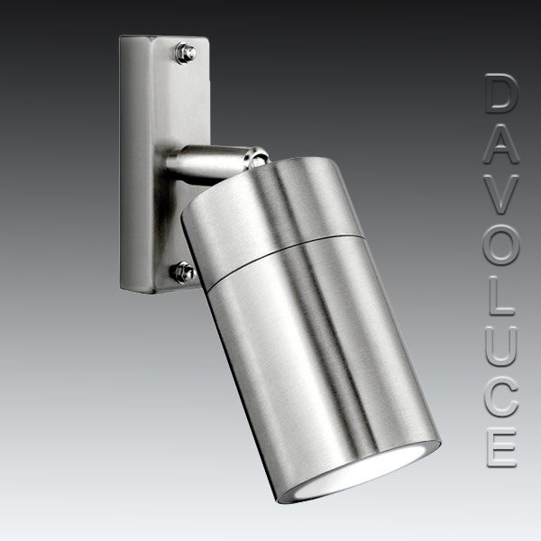 Light Fixtures Denver: Brilliant Lighting 17530/16 DENVER Adjustable Stainless