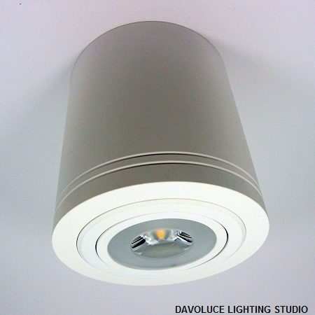 Eltds333 Sm W3k Surface Mounted Led Dimmable Downlights
