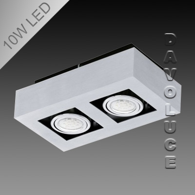 200688 Old Version 89075 Loke 1 Surface Mounted Led