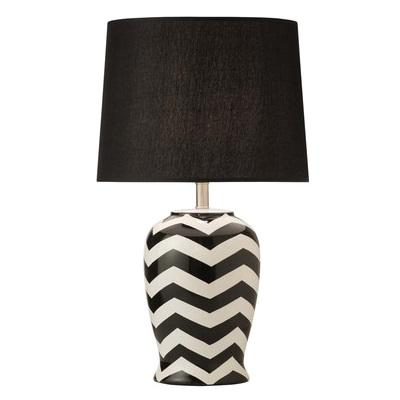 921 Lucky Porcelain Table Lamp With Shade Mayfield Lamps