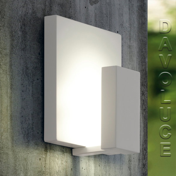 Eglo 93317 Pardela Ip44 Led Outdoor Wall Light Davoluce