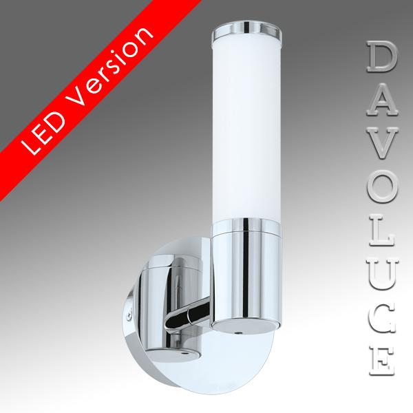 Bathroom Vanity Lights Sydney eglo 95141 palmera led vanity light | davoluce lighting