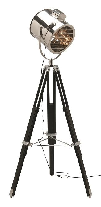 A86621 Bentley Tripod Studio Style Floor Lamp Mercator Davoluce