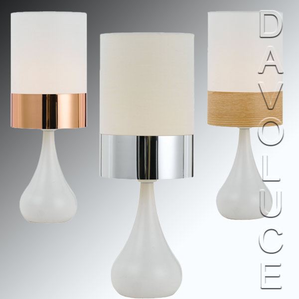 Telbix akira table lamps with white base davoluce lighting telbix akira table lamps with black base we have the largest range of table lamps aloadofball Image collections