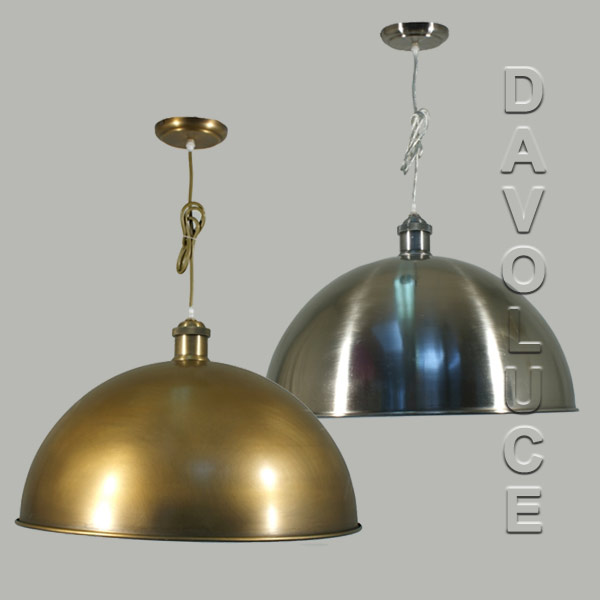 Lode Lighting Inspirations Bastia Industrial Pendant