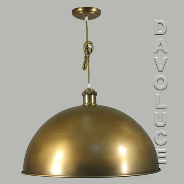 Lode-Lighting Inspirations Bastia Industrial Pendant