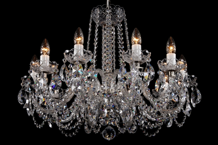 Australian supplier of preciosa czech crystal chandeliers in australian supplier of preciosa chech crystal chandeliers in melbourne australia wide delivery dining room 6 aloadofball Images