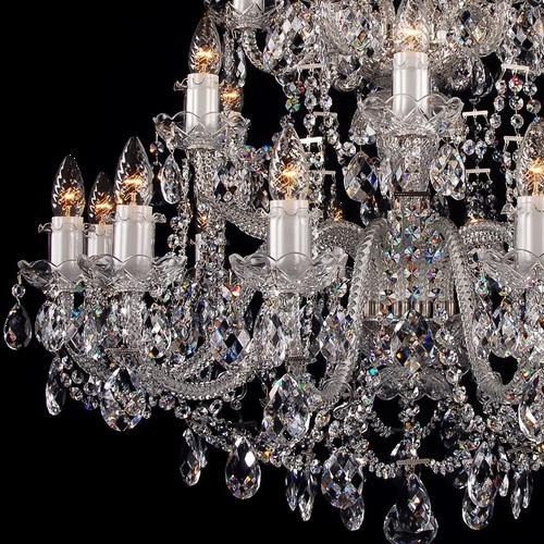 Australian Supplier Of Asfour Czech Crystal Chandeliers In