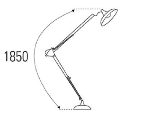 chad floor lamp  product of mercator lighting