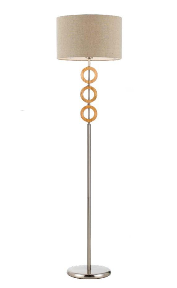 Clair modern floor lamp from telbix australia davoluce for Floor lamp with shelves australia