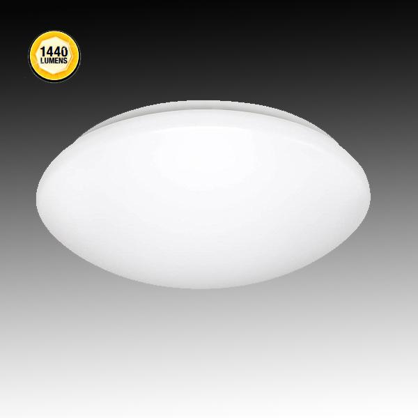 Bunnings Brilliant Lighting Brilliant 24w Led White Oyster: Brilliant Lighting 17842/05 CORDIA 24W 1440Lumens 4200K