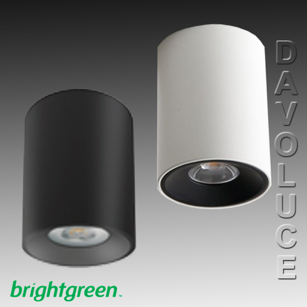 Brightgreen D550 Sh Curve Surface Mounted Led