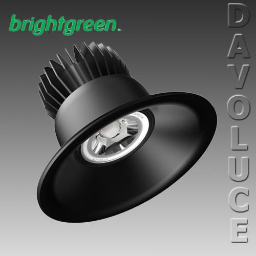 Brightgreen D700 Low Glare Led Downlight From Davoluce