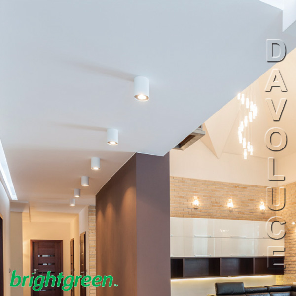 Brightgreen D900 Sh Curve Surface Mounted Led