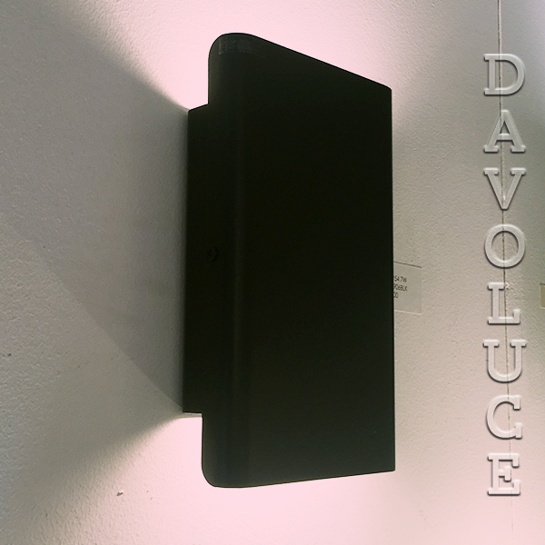 Mercator Dante Led Up Amp Down Exterior Wall Light From