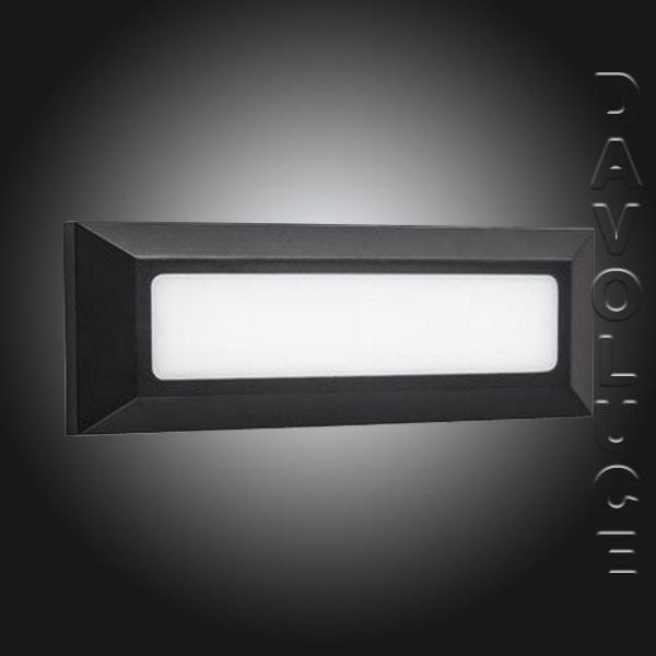 Gentech G7101 3w Surface Mounted Led Brick Light