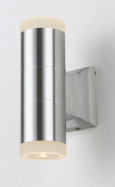 Elton up down exterior led wall light from telbix australia davoluce lighting for Exterior wall lights australia