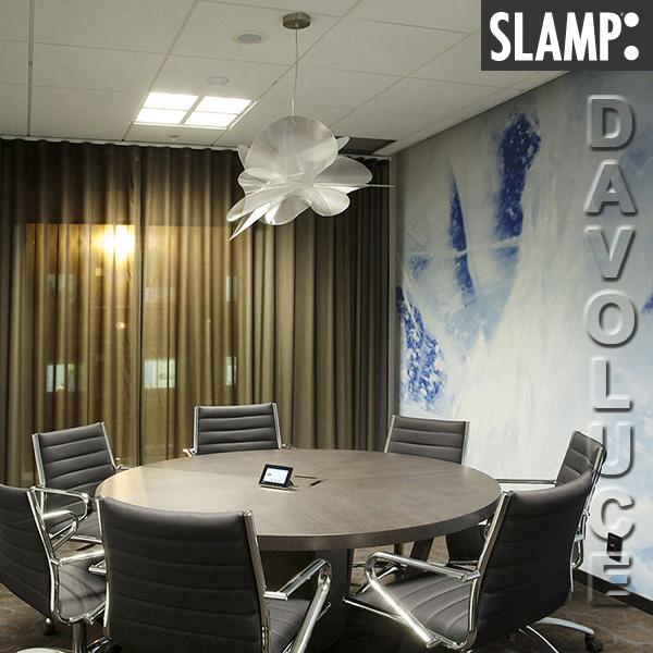 slamp etoile prisma small suspension designed by adriano rachele. Black Bedroom Furniture Sets. Home Design Ideas