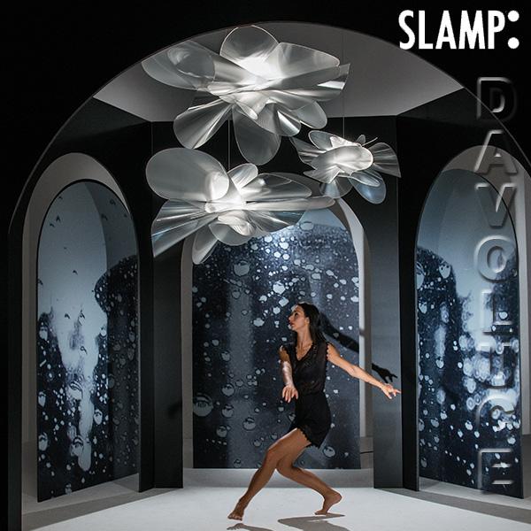 slamp etoile prisma large suspension designed by adriano rachele. Black Bedroom Furniture Sets. Home Design Ideas