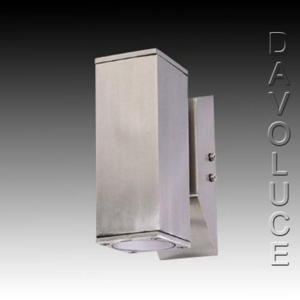Gentech F204 Stainless Steel Up Amp Down Wall Light From