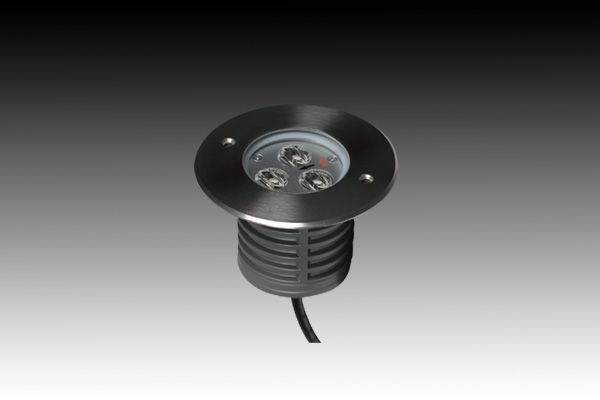 Gentech Lighting F5070 A 6w Led Inground Uplighter From