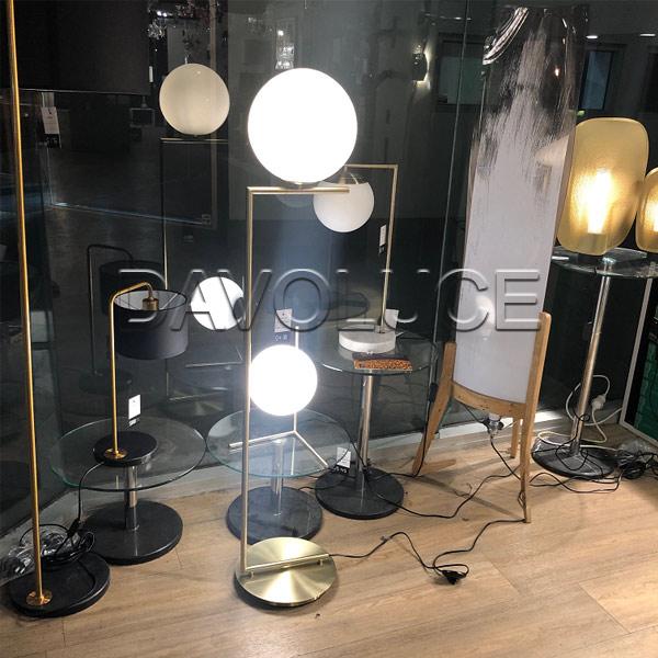 Flos Ic Floor Lamp Replica From 355 00 Davoluce Lighting