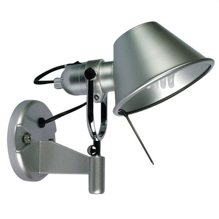 artemide tolomeo micro faretto wall light davoluce. Black Bedroom Furniture Sets. Home Design Ideas