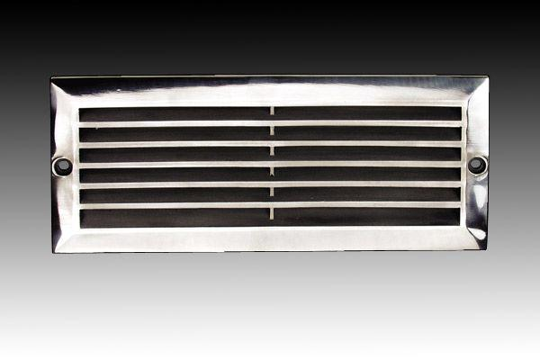 G701 Ss Face Stainless Steel Face For Brick Light Grill