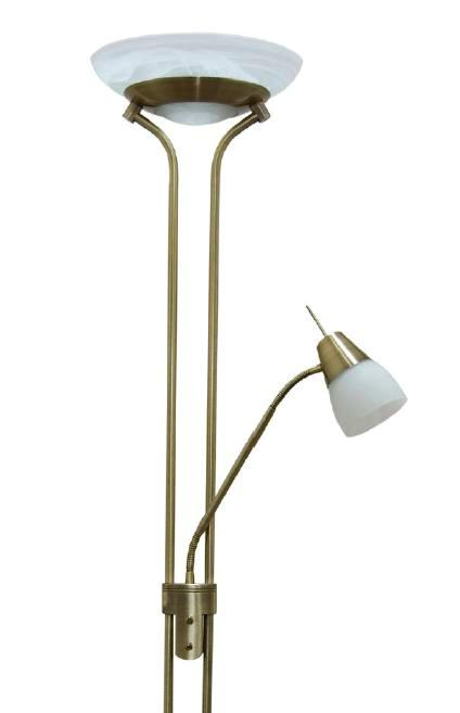 gibson floor lamp from telbix. Black Bedroom Furniture Sets. Home Design Ideas