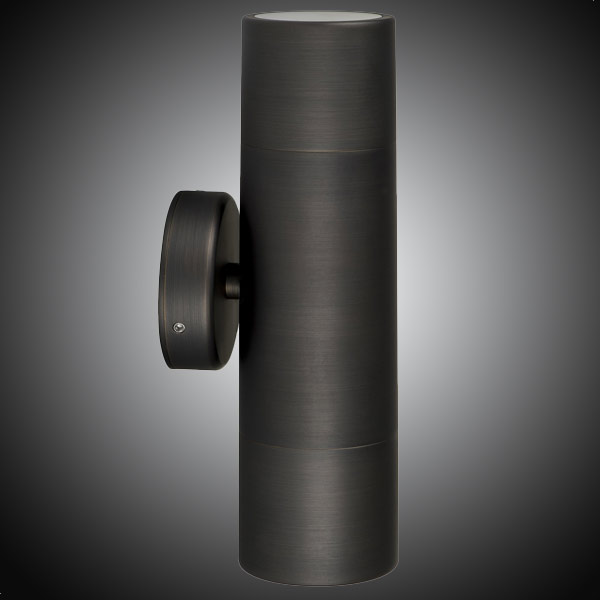 Havit Hv1095 Tivah Up Amp Down Wall Pillar Lights 2x10w Gu10 Davoluce Lighting Quality