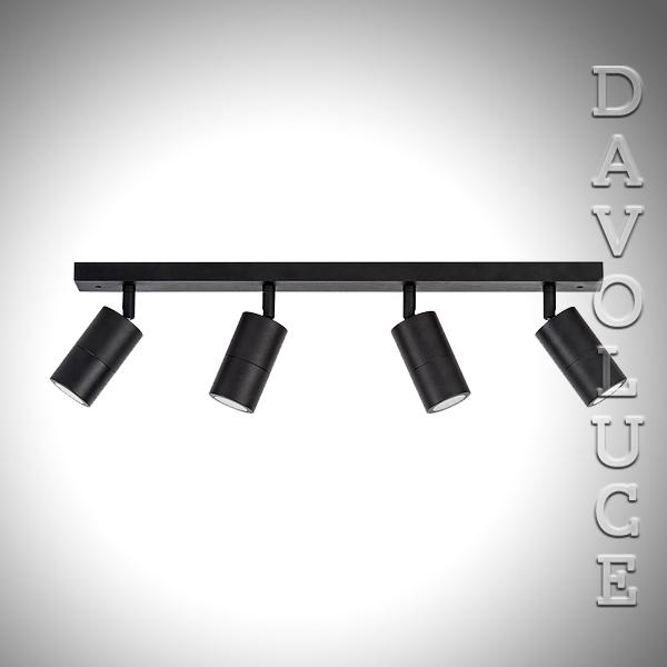 Hv4001 4 Tivah 4 X 5w Gu10 Led Bar Light Havit