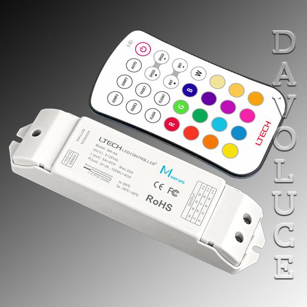 Hv9102 m6m4 5a rgb led strip remote controller havit lighting hv9102 m6m4 5a rgb led strip remote controller led strip lighting aloadofball Image collections