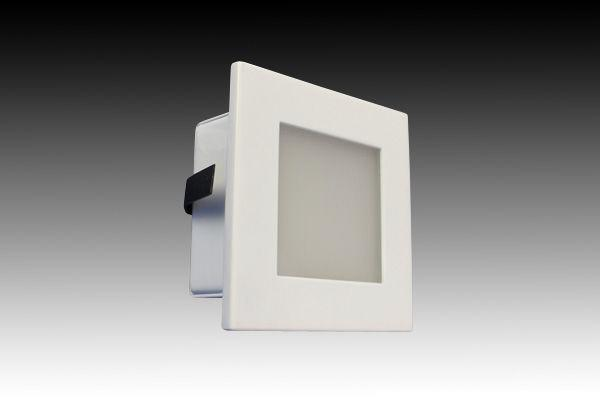 G840n led recessed led wall lights from gentech ligthing australia g840n mini square recessed led wall light led step lights gentech davoluce lighting aloadofball Choice Image