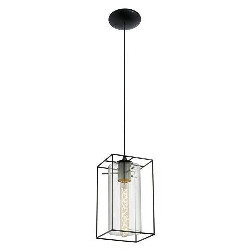 49495 Loncino Single Pendant From Eglo Lighting Davoluce