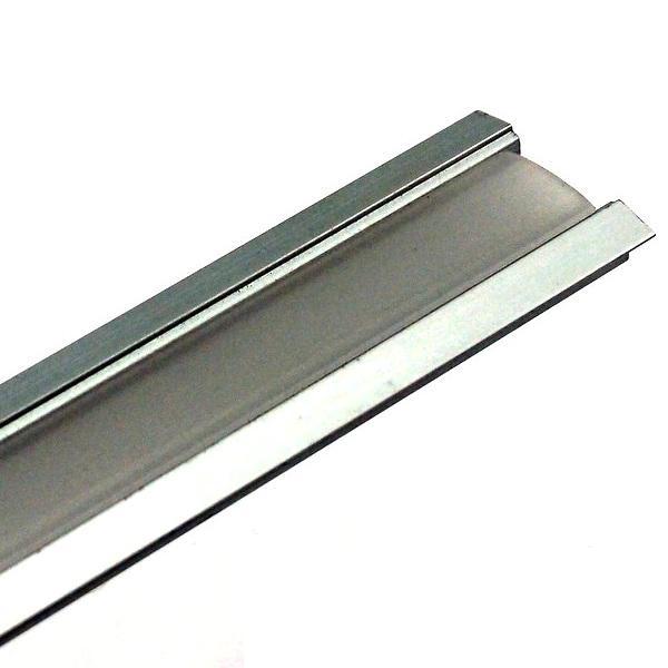 luled bar 02 recessed flush mounted led strip diffuser. Black Bedroom Furniture Sets. Home Design Ideas