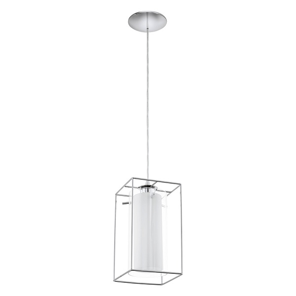eglo lighting parts. 94377 loncino 1 chrome and glass light pendant from eglo lighting, davoluce lighting parts e