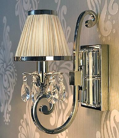 luxuria wall lamp by viore disign designer paul mulhearn wall