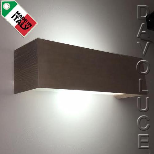 ... 90273 90274 MADERA Oak Wall Light By Linealight. Made In Italy Italian Made Wall ... & 90273 90274   Linealight Madera Oak Wall Light - Davoluce Lighting azcodes.com