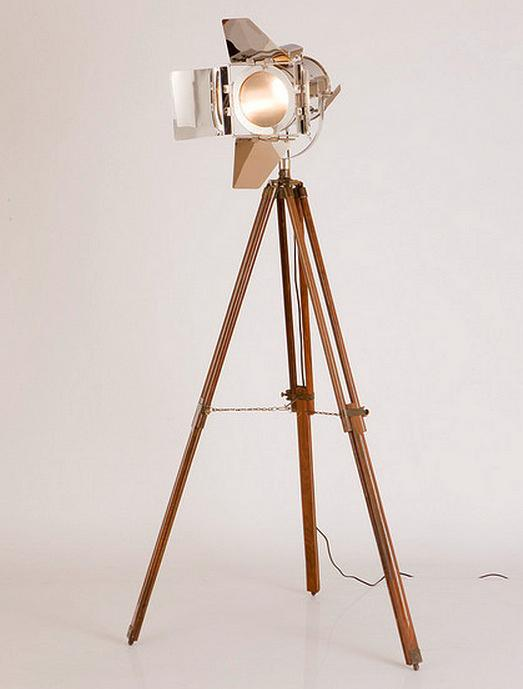 Movie Set Stage Floor Lamp Tribedesign Retro Style Floor