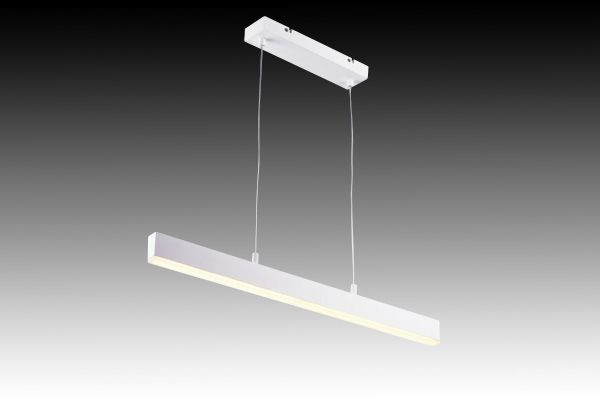 P 9000 25W LED Linear Pendant Light