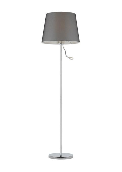 Pelham led floor lamp from telbix australia davoluce for Floor lamp with shelves australia