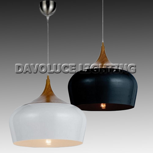 telbix polk 30 oak white oak black modern pendant from davoluce