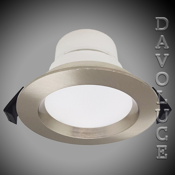 202621 Roystar Colour Changing Led Downlight With Wall